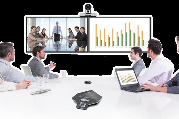 Videoconferencia, telepresencia